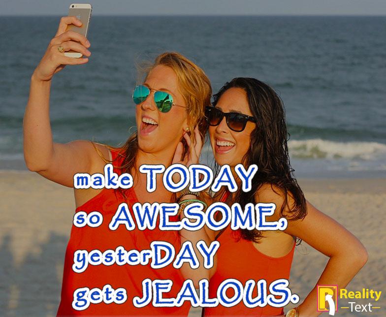 Attitude Selfie Captions For Instagram