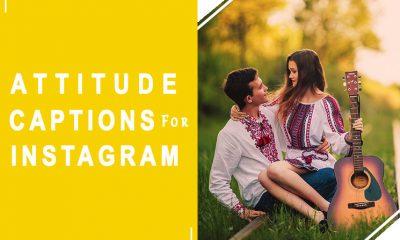 attitude captions for instagram