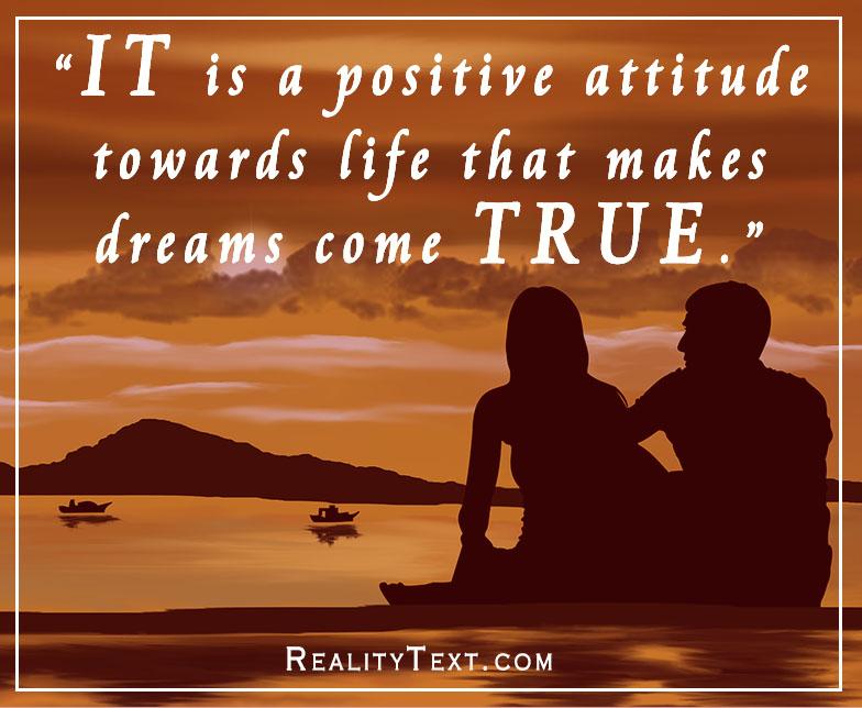 positive attitude caption for insta
